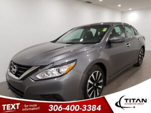 2018 Nissan Altima 2.5 SV|CAM|Sunroof|Htd Seats|Alloys