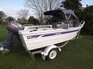 Stessco  4.2m Runabout 2006 Model Brushgrove Clarence Valley Preview