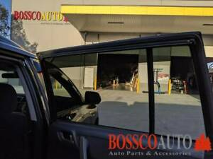 Weathershields Weather Shields Visors for Toyota Kluger 2007 - 2013 Prestons Liverpool Area Preview