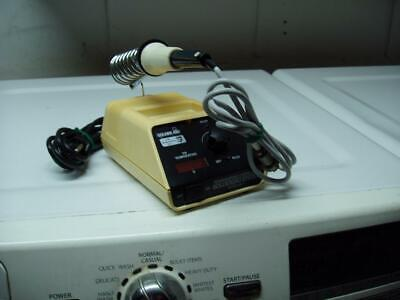 Ok Industries Sa-g-75 Temperature Controlled Soldering Iron System Decent Cond