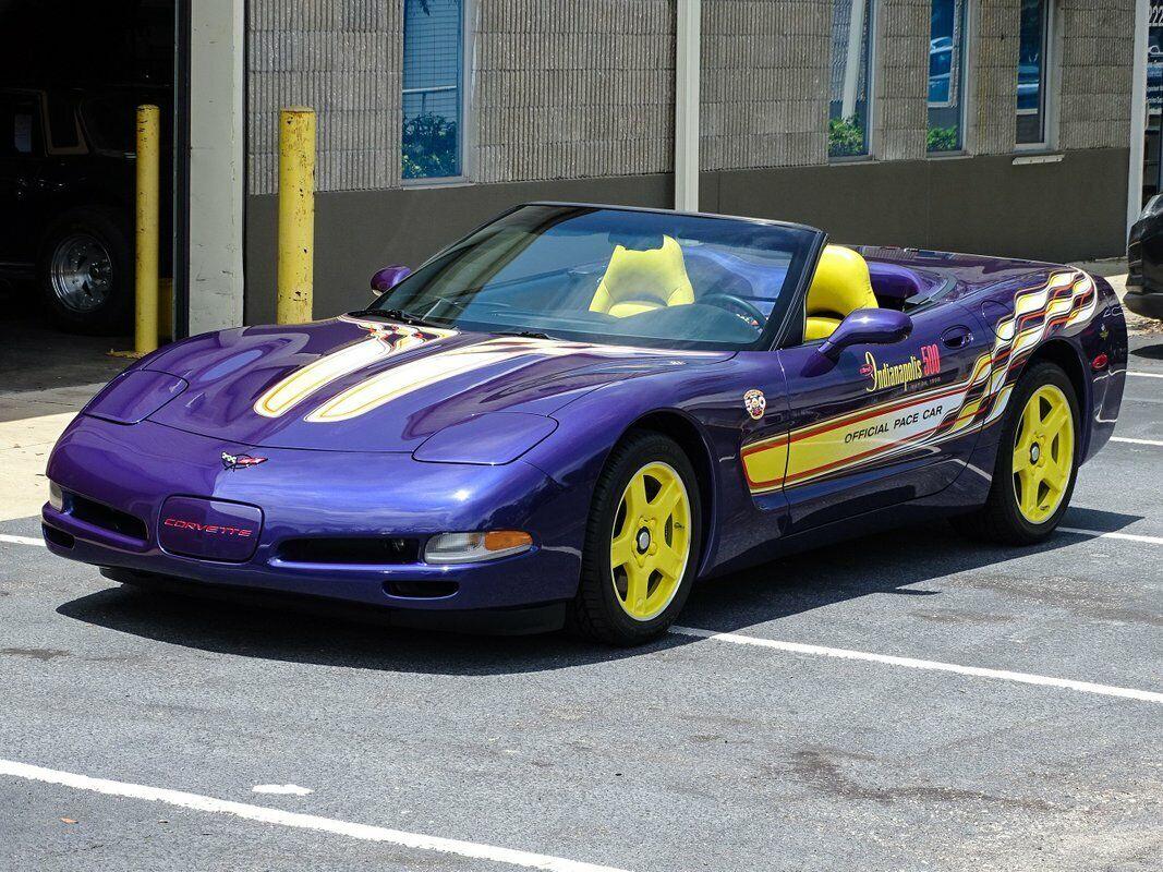 1998 Purple Chevrolet Corvette   | C5 Corvette Photo 7