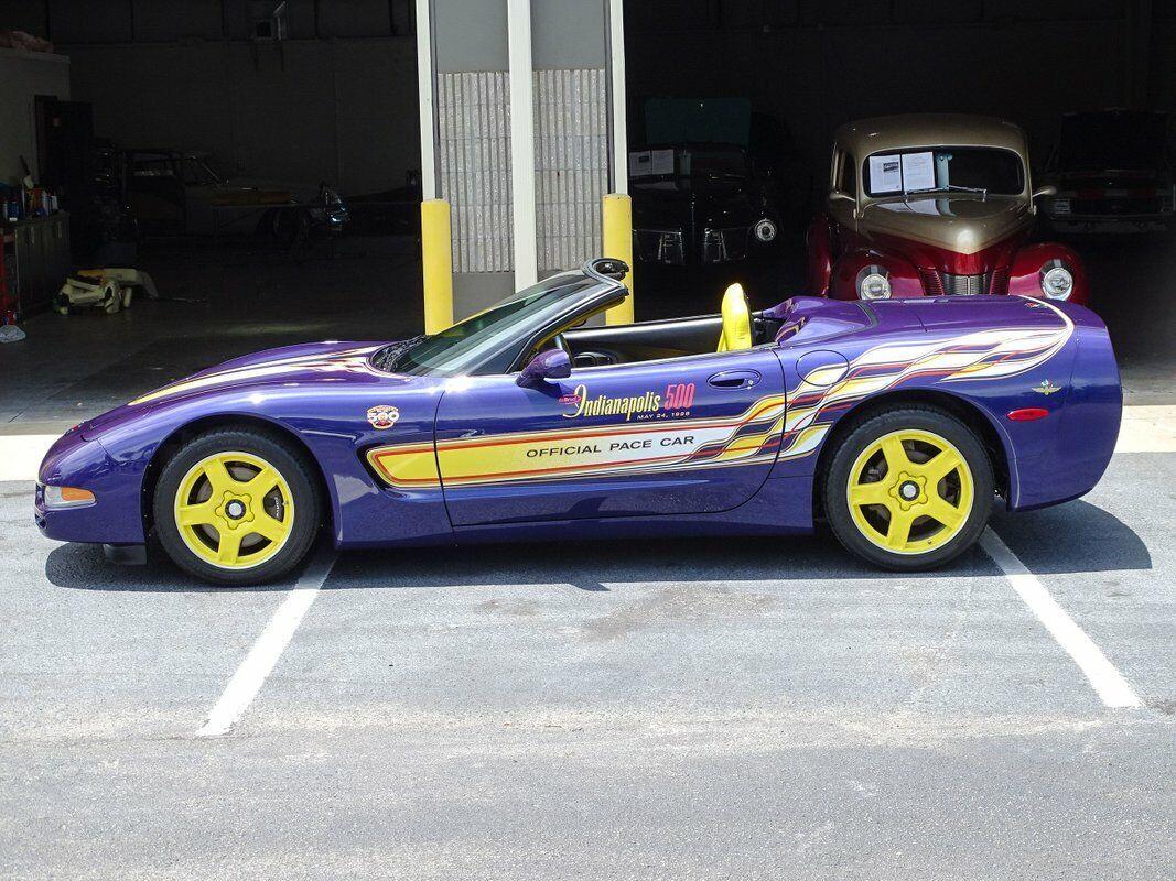1998 Purple Chevrolet Corvette   | C5 Corvette Photo 9