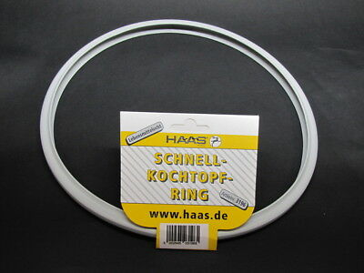 Haas Dichtungsring für WMF Perfect Schnellkochtopf 22 cm Ring Gummiring 22cm
