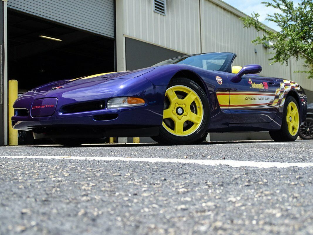 1998 Purple Chevrolet Corvette   | C5 Corvette Photo 5
