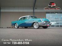 Miniature 1 Voiture American classic Buick Roadmaster 1955