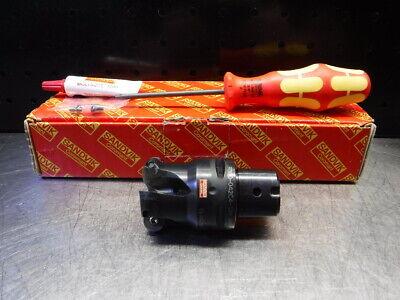 Sandvik Capto C4 30mm Indexable Milling Cutter R300-042c4-12h Loc2188a