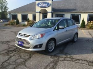 2014 Ford C-Max SEL  NAVIGATION, SYNC, LEATHER, HEATED SEATS