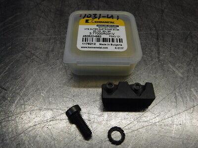 Kennametal Drill Insert Cartridge 3.77000r031v Loc1253d