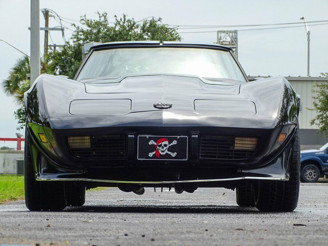 1978 Black Chevrolet Corvette Stingray  | C3 Corvette Photo 5