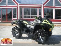 2015 CAN-AM OUTLANDER XMR THIS ATV IS IN MILES!! RAD RELOCATE KI Moncton New Brunswick Preview