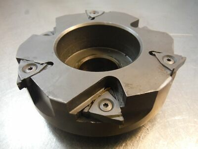 4.5 Indexable Facemill 1.25 Arbor Loc1485