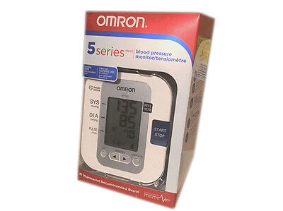 Omron Blood Pressure Monitor 5 Series Upper Arm BP742 Advanced Accuracy