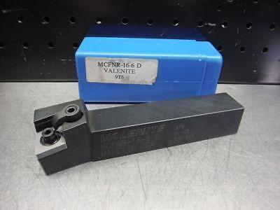 Valenite Lathe Tool Holder 1 X 1 Shank 6 Oal Mcfnr-16-6 D Loc2683a