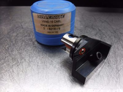 Valenite Km40 Replaceable Cartridge Lathe Tool Holder Vm40-16 Carl Loc1055a