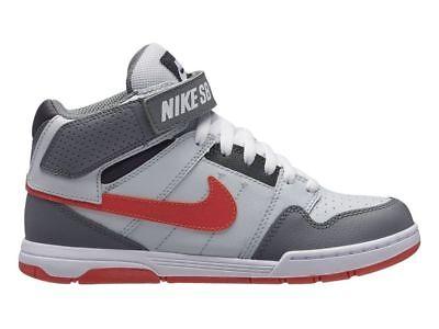 Nike Sb Mogan Mid 2 Jr Gs Skateboarding Damen Skateboard Spotschuhe 645025-018 - 2 Mid Skate Schuhe