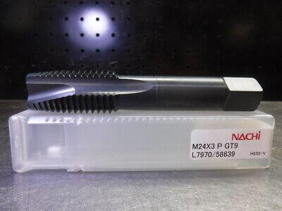 Nachi M24x3 P Gt9 Vipert Series Spiral Pointed Metric Tap L797058639 Loc3028b