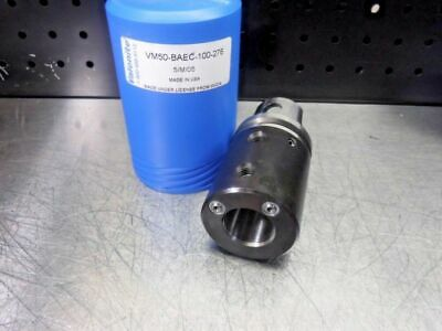 Valenite Km50 1 Boring Bar Holder 70mm Pro Vm50-baec-100-276 Loc763b