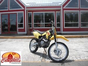 2017 SUZUKI DR-Z 125!! 5 SPEED!! CLUTCH!! THIS DIRT BIKE HAS NO