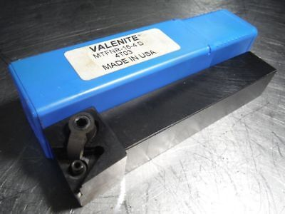 Valenite Indexable Lathe Tool Holder 1x1 Shank Mtfnr 16 4 D Loc1360a