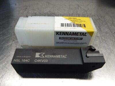 Kennametal 1 Indexable Top Notch Lathe Tool Holder Nsl164c Loc1184b