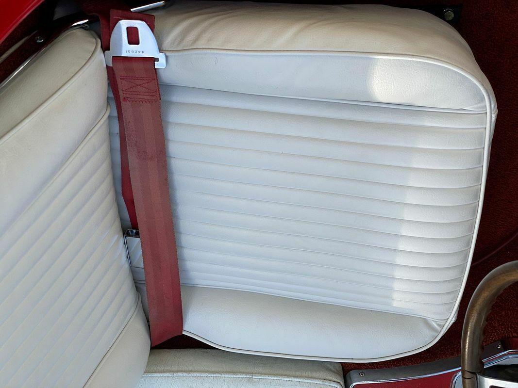 1964 Red Chevrolet Corvette Convertible    C2 Corvette Photo 7