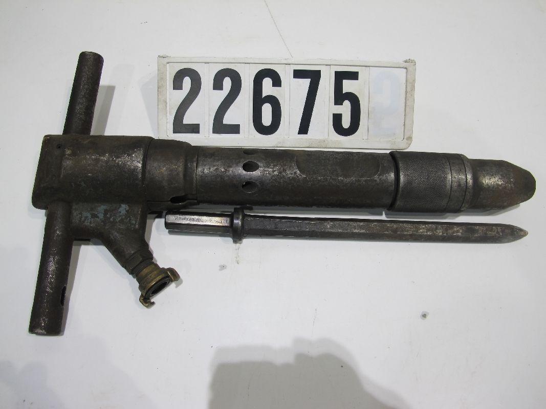 28mm Abbruchhammer INT 100023 Hitachi Hilti 4 Meißel für Presslufthammer