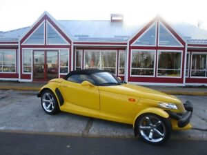1999 Plymouth Prowler ROADSTER LEATHER INTERIOR HIGH OUTPUT 3.5L