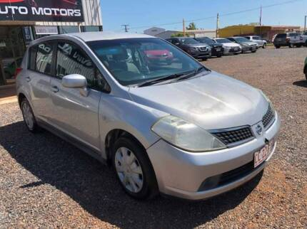2007 Nissan Tiida ST Automatic Sedan Durack Palmerston Area Preview