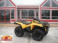 2015 CAN-AM OUTLANDER XT 650 THIS ATV IS IN MILES!! HAND GUARDS! Moncton New Brunswick Preview