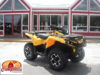 2016 CAN-AM OUTLANDER XT HAND GUARDS!! FRONT AND REAR BUMPER!! W Moncton New Brunswick Preview