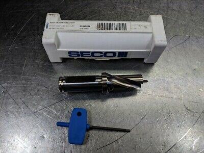 Seco 18mm-18.9mm Indexable Drill Sd101-18.0018.99-30-0750r7 17620 Loc2908c