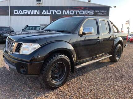 2007 Nissan Navara ST-X Manual Ute Durack Palmerston Area Preview