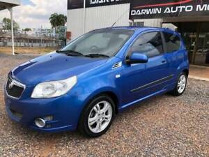 2010 Holden Barina TK Manual Durack Palmerston Area Preview