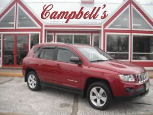 2012 Jeep Compass SUNROOF HEATED SEATS!! BLUETOOTH VOICE ASSIST