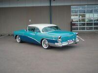 Miniature 6 Voiture American classic Buick Roadmaster 1955