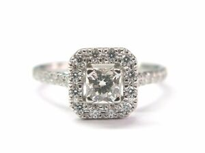 Hearts-On-Fire-18Kt-Princess-Cut-Diamond-Engagement-Ring-95CT-G-H-VS2