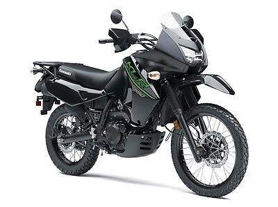 Picture of A 2017 Kawasaki KLR 650