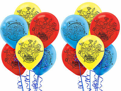 Girl Latex Balloons Birthday Decoration Party Favor Supplies (Super Girl Party Supplies)