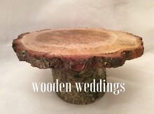 Rustic wedding cake stands Maitland Maitland Area Preview
