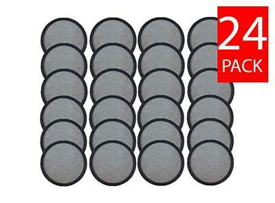 (24) Mr. Coffee Replacement Charcoal Water Filter Disks for Mr Coffee (Charcoal Machine)