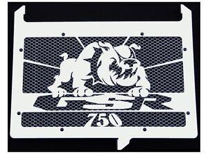 Cache grille de radiateur inox poli suzuki 750 gsr bulldog grillage alu ebay - Grille de radiateur gsr 600 ...