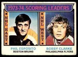1974-75-Topps-Phil-Esposito-Bobby-Clarke-3