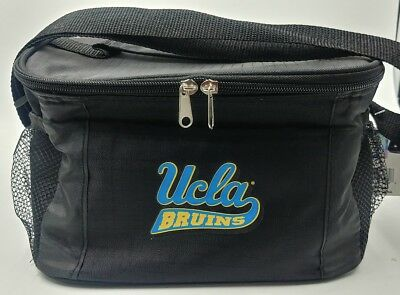 UCLA Lunch Bag -  Insulated Box Tote - 6-Pack -