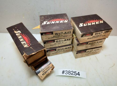 1 Large Lot of Sunnen Stone Sets and Misc sSones (Inv.38254)