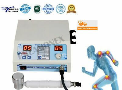 Physiotherapy Ultrasound Therapy Machine 1 Mhz Pain Relief Therapy Deep Fjhnv