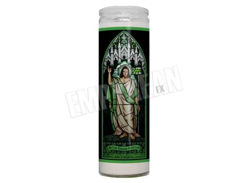 Type O Negative (Peter Steele) Tribute Prayer Candle