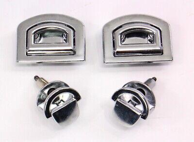 Trunk Hook Anchor Tie Downs 09-14 VW Jetta Sportwagen Mk5 MK6 - 1J0 864 203 D