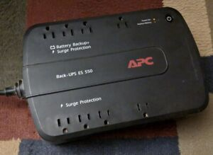 APC BACK-UPS ES 550 - Needs new battery