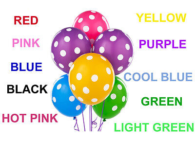 Baby Shower Latex balloons suitable for Helium Air Christenings Boy Girl Unisex*