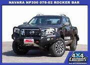 MCC Nissan Navara NP300 Steel Bullbar Capalaba Brisbane South East Preview